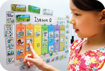 magnetic calendars for kids