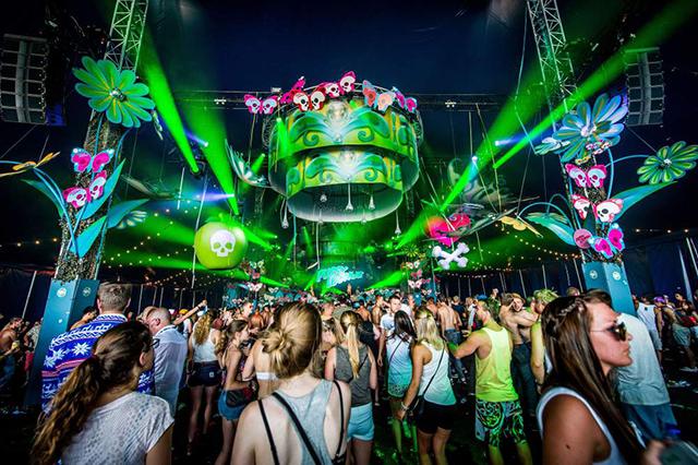 Music Festivals for College