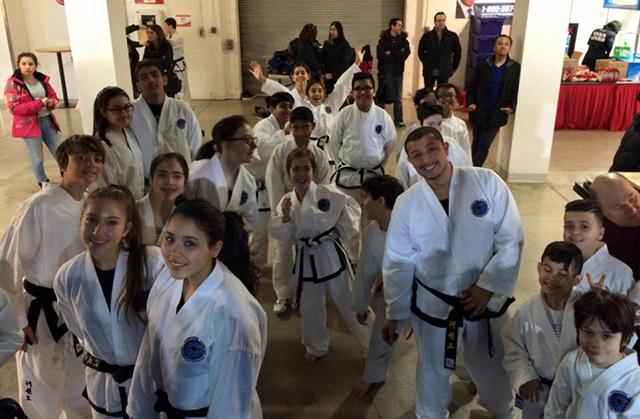 kids taekwondo Woodbridge