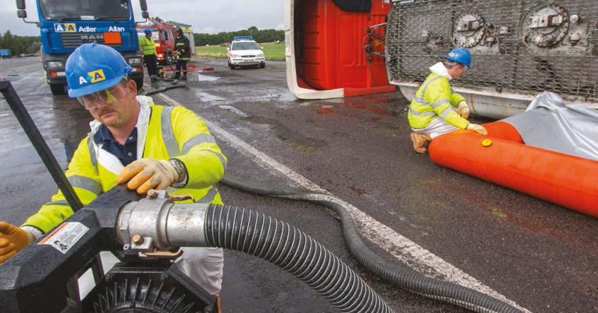 Emergency Response Companies
