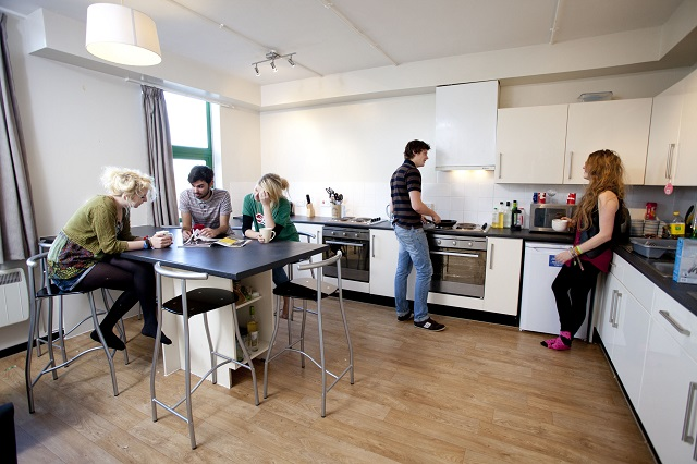 Shared Student Houses